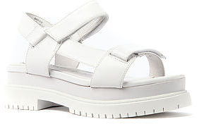 Jeffrey Campbell The Mayview Sandal in White