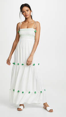 Kos Resort Pom Pom Dress