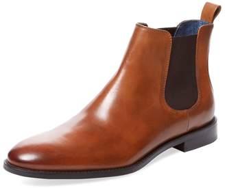 Rush by Gordon Rush Men's Roper-Toe Chelsea Boot