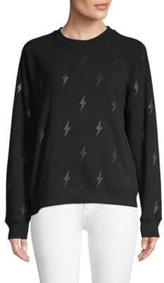 Lightning Glitter Sweatshirt