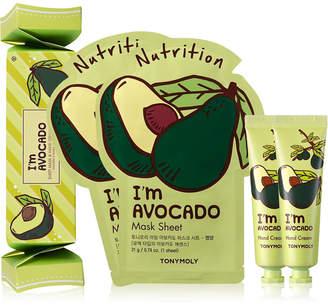 Tony Moly Tonymoly 4-Pc. I'm Avocado Sheet Mask & Hand Cream Set