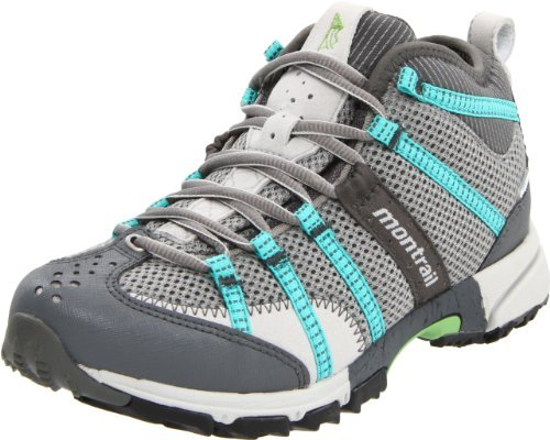 Montrail Women's Mountain Masochist Mid Outdry Stable Trail Running Shoe