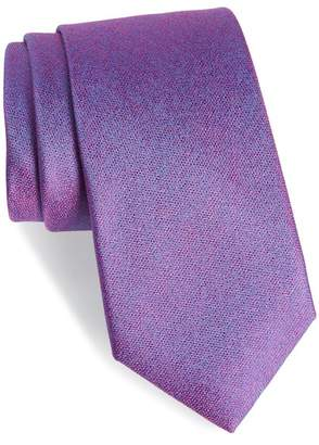 CALIBRATE Blue Wrap Silk Tie