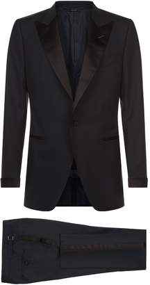 Tom Ford Wool O'Connor Suit