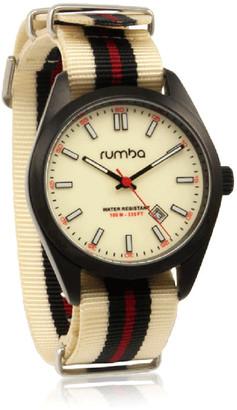RumbaTime Bowery Watch