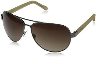 Fossil Women's FOS3033S Aviator Sunglasses