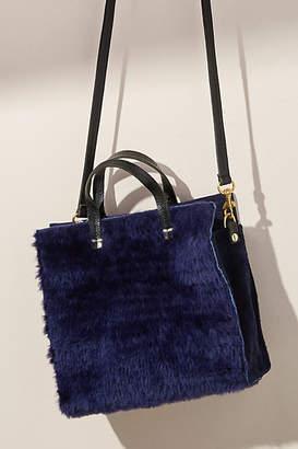 Clare Vivier Faux Fur Simple Tote Bag