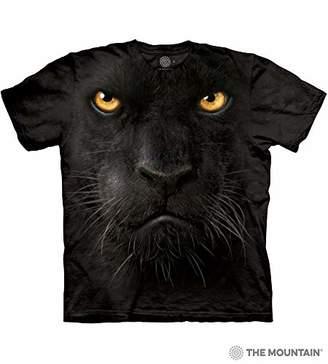 The Mountain Men's Panther Face T-Shirt