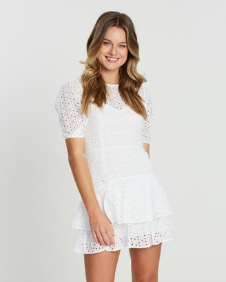 Atmos & Here Jaquie Broderie Dress