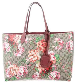 Gucci Reversible GG Blooms Tote