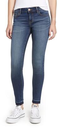 Prosperity Denim Released Hem Skinny Jeans