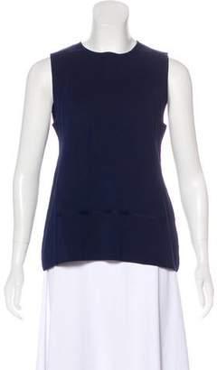 TY-LR Sleeveless Knit Top