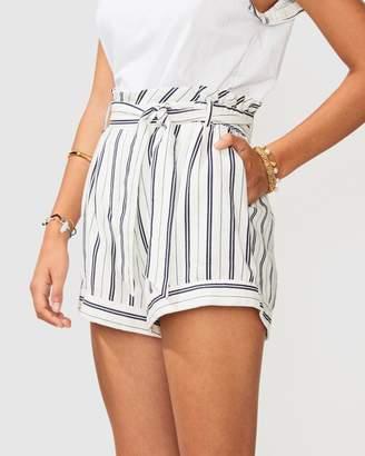 SUBOO Straighty 180 Tie Waist Shorts
