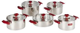 Red King Cookware Set