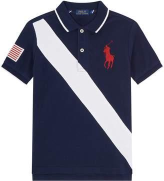 Ralph Lauren Big Polo Pony Polo Shirt
