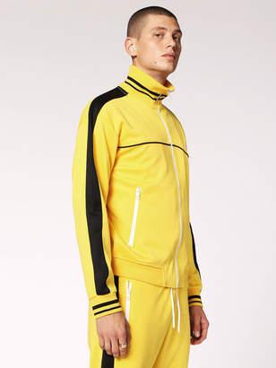 Diesel Sweatshirts 0AARS - Yellow - L