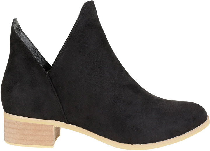 Ankle Boots Low Heel - ShopStyle Australia