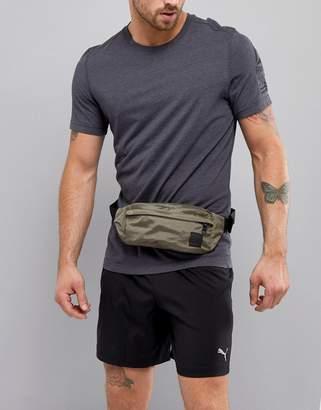 Reebok Training Waist Bag In Khaki CE3375