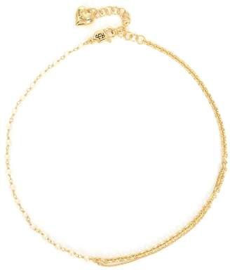 Juicy Couture Stone Chain Choker