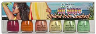 "China Glaze Summer 2014 Off Shore Collection ""Stoked to be Soaked"" by"