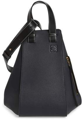 Loewe Medium Hammock Calfskin Leather Shoulder Bag