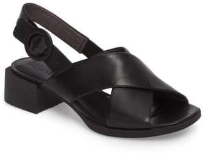 Camper Kobo Cross Strap Sandal