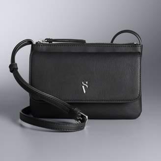 Vera Wang Simply Vera Nash Crossbody Bag