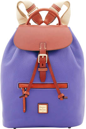 Dooney & Bourke Pebble Grain Allie Backpack