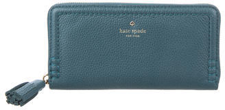 Kate Spade Kate Spade New York Leather Continental Wallet