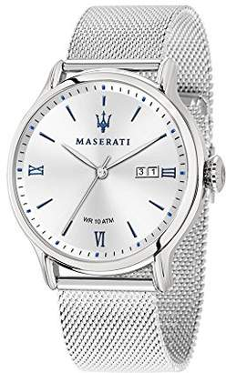 Epoca MASERATI Men's ' Quartz Stainless Fashion Watch