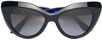 Emmanuelle Khanh cat eye frame sunglasses