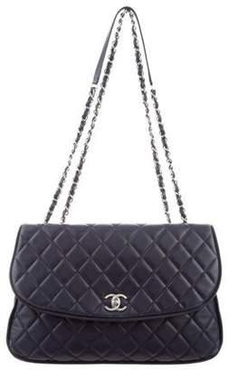 Chanel Large Pagode Piping Flap Bag