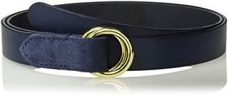 House of Boho Pull-Back 100% Leather Belt
