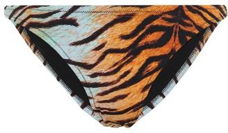 Reina Olga Selvaggia printed bikini bottoms