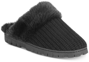 Dr. Scholl's Sunday Scuff Slippers Women's Shoes