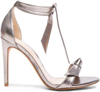 Alexandre Birman Leather Clarita Heels