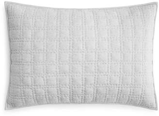 Oake Jersey Quilted King Sham - 100% Exclusive