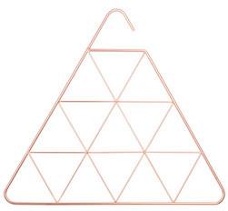 Pendant Triangle Scarf Organizer $14.99 thestylecure.com