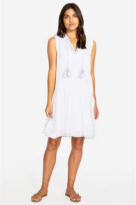 Johnny Was Carova Linen Dress