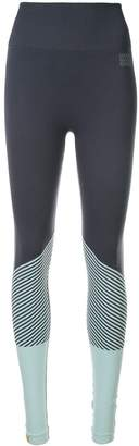 Monreal London hi-tech seamless biker leggings