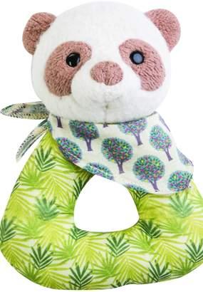 Apple Park Organic Panda Rattle