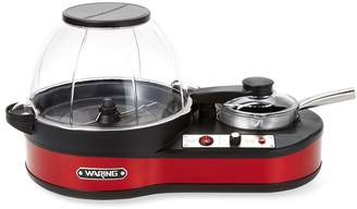 Waring On-Off Switch Popcorn Maker with Melt Pot