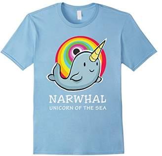 Narwhal Unicorn Of The Sea - Funny Aquatic Unicorn T-Shirt