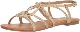 Report Women's Gibbie Flat Sandal