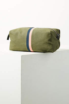 Clare Vivier Waxed Canvas Pouch