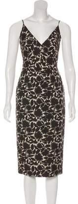 Derek Lam Sleeveless Midi Dress