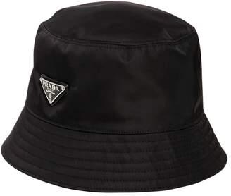 Prada Nylon Rain Hat