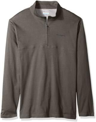 Columbia Men's Rugged Ridge Big & Tall 1/4 Zip Sweater