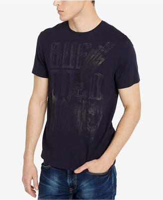 Buffalo David Bitton Men Tiverde Graphic T-Shirt