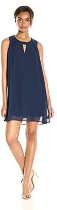 BCBGeneration Women's Pleat A-line Dress